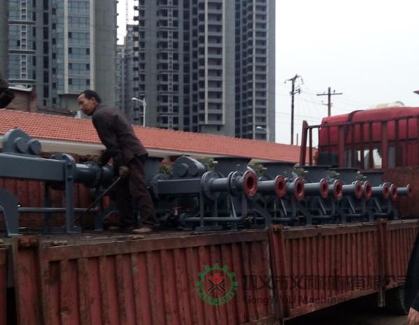 16台200型料封泵发往四川绵阳市